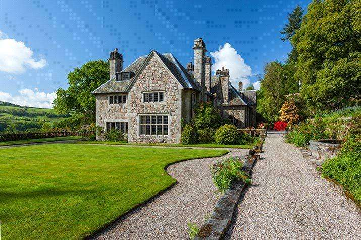 6 Bedrooms Semi Detached House for sale in Poundsgate, Newton Abbot, Devon, TQ13