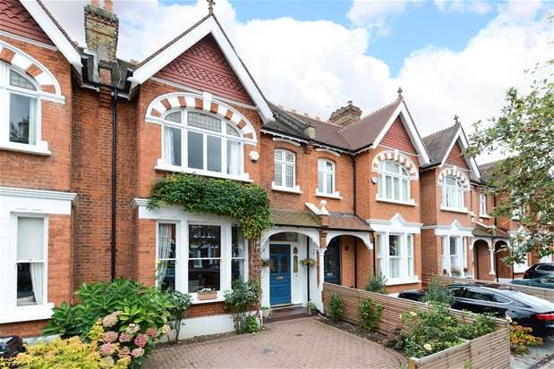 5 Bedrooms Terraced House for sale in Turney Road, Dulwich