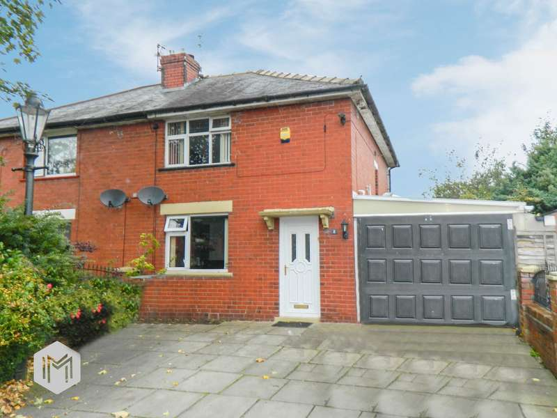 3 Bedrooms Semi Detached House for sale in Thompson Avenue, Bolton, BL2