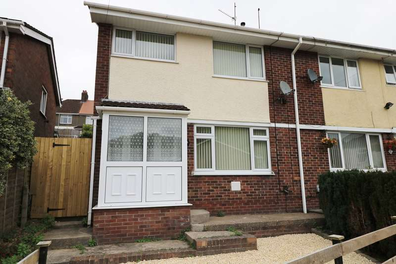 3 Bedrooms Terraced House for sale in Forest Close, Newport, NP19