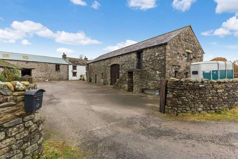 3 Bedrooms Farm House Character Property for sale in Four Lane Ends Farm, Marthwaite, Sedbergh