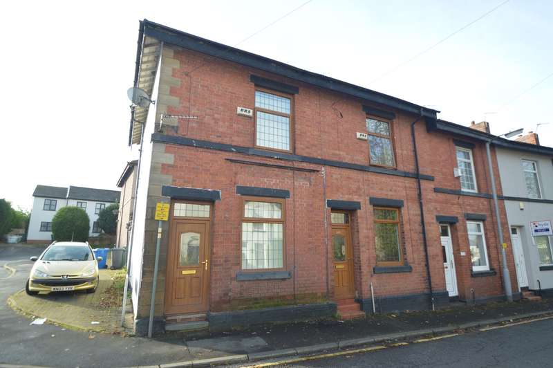 2 Bedrooms End Of Terrace House for sale in Hollins Lane, Hollins, Bury, BL9