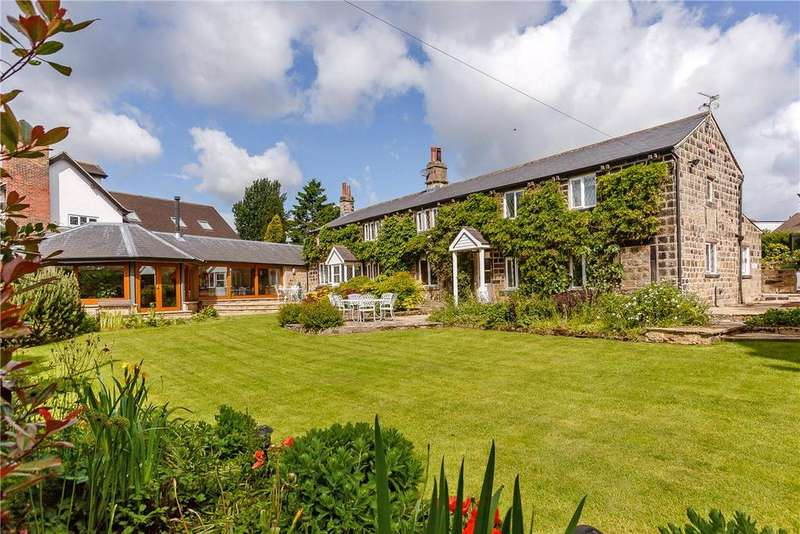 4 Bedrooms Detached House for sale in Low Roofs, The Birches, Bramhope, West Yorkshire, LS16