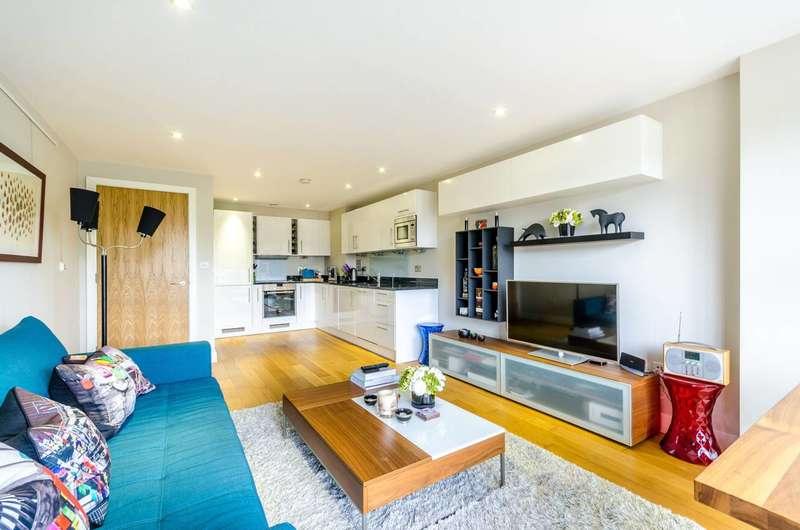 2 Bedrooms Flat for sale in Westminster Bridge Road, Southwark, SE1