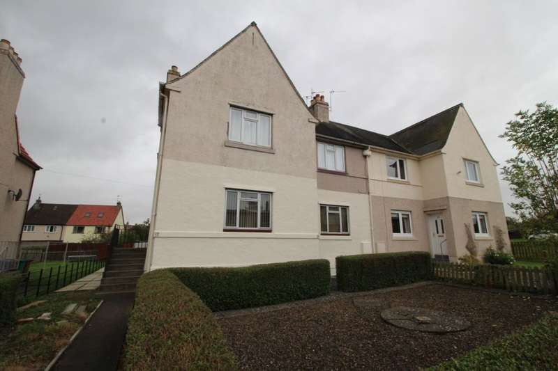 2 Bedrooms Flat for sale in Woodside Way, Glenrothes, KY7