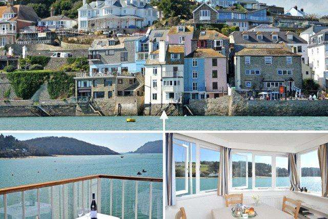 4 Bedrooms Semi Detached House for sale in Fore Street, Salcombe, Devon, TQ8