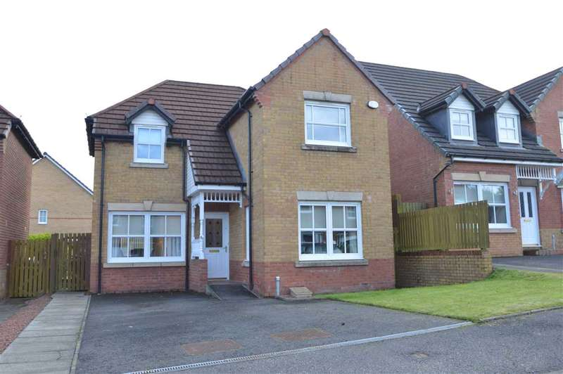 3 Bedrooms Detached House for sale in Sandhead Terrace, Westcraigs, Blantyre