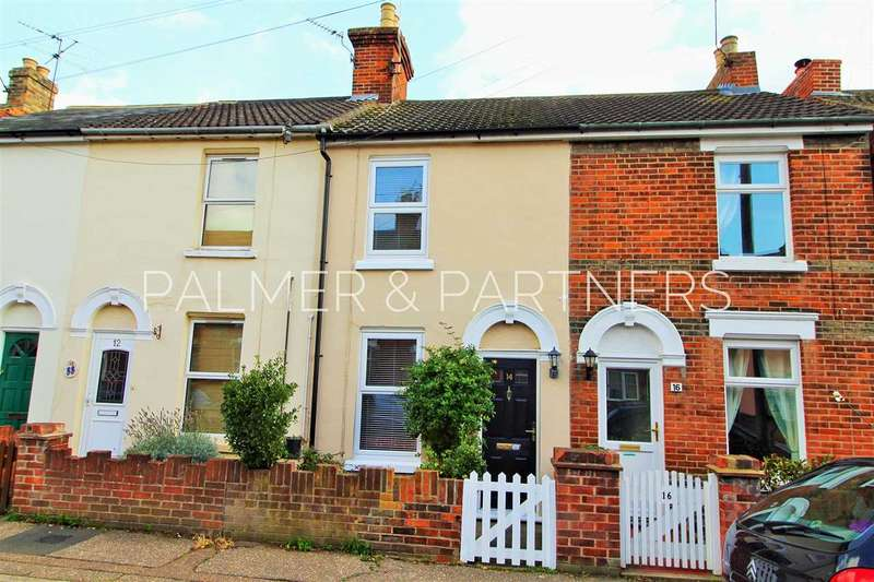 3 Bedrooms Terraced House for sale in Albion Grove, New Town, Colchester