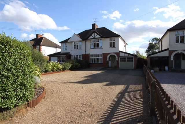 3 Bedrooms Semi Detached House for sale in Main Road, Kesgrave