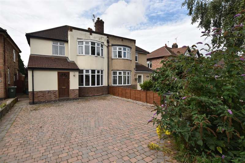4 Bedrooms Semi Detached House for sale in South Street, Barrow Upon Soar