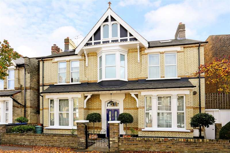 6 Bedrooms Detached House for sale in Hastings Road, Ealing, W13