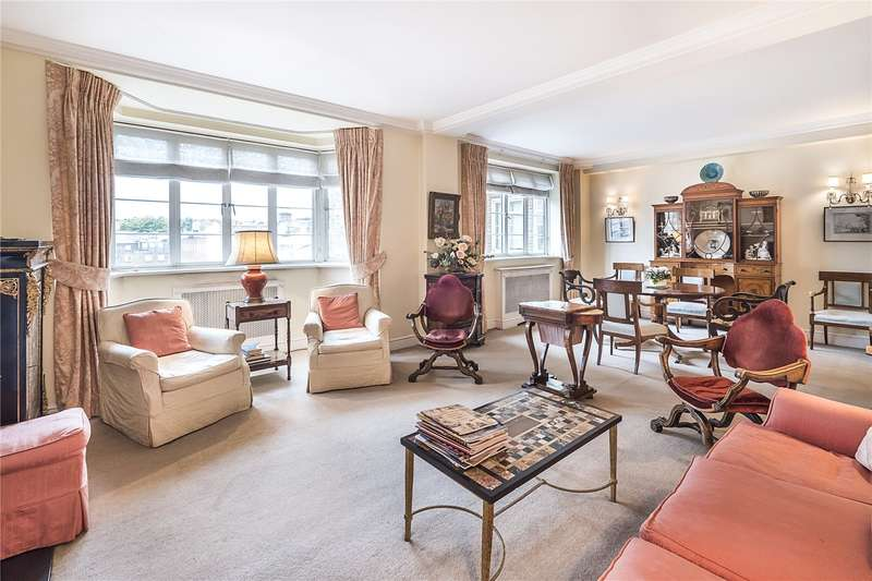 2 Bedrooms Flat for sale in Cottesmore Court, Stanford Road, London, W8