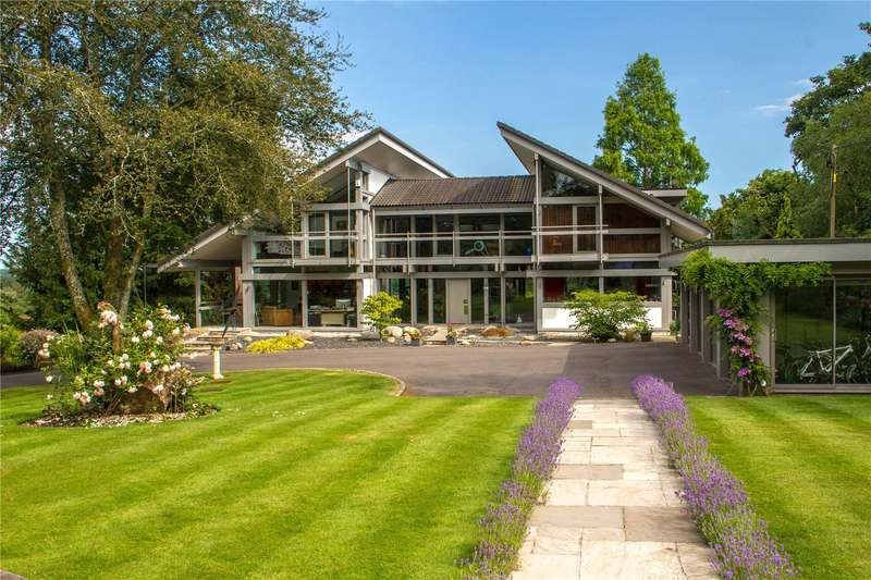 6 Bedrooms Detached House for sale in Windmill Lane, Avon Castle, Hampshire, BH24