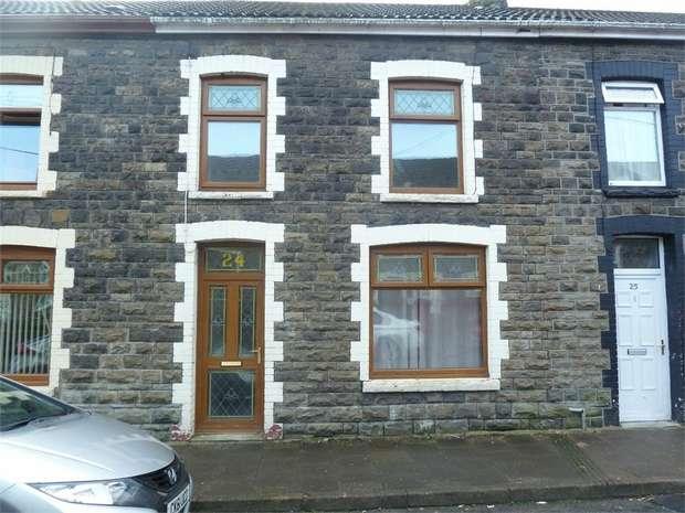 3 Bedrooms Terraced House for sale in Victoria Street, Caerau, Maesteg, Mid Glamorgan