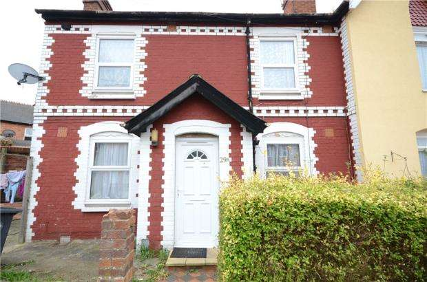 2 Bedrooms End Of Terrace House for sale in Liverpool Road, Reading, Berkshire
