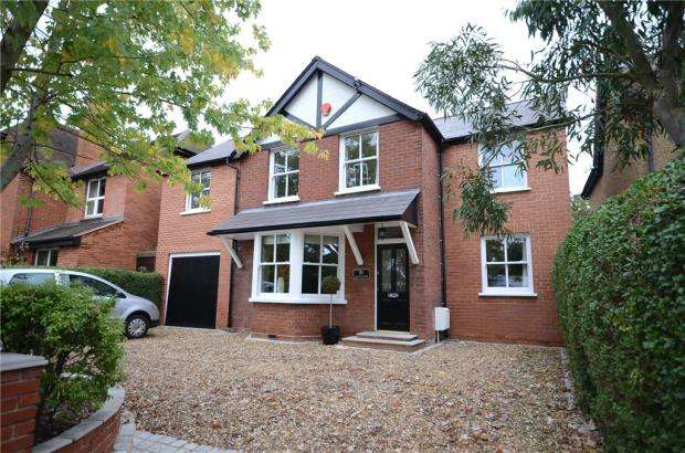 5 Bedrooms Detached House for sale in Oxford Road, Wokingham, Berkshire