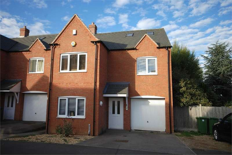 5 Bedrooms Detached House for sale in Windmill Close, Hillmorton, RUGBY, Warwickshire