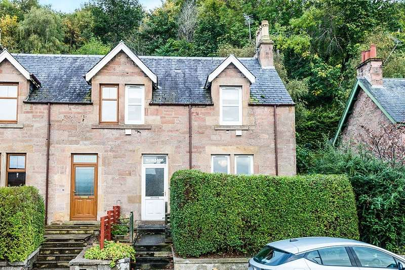 3 Bedrooms Semi Detached House for sale in Greenhill Street, Dingwall, IV15