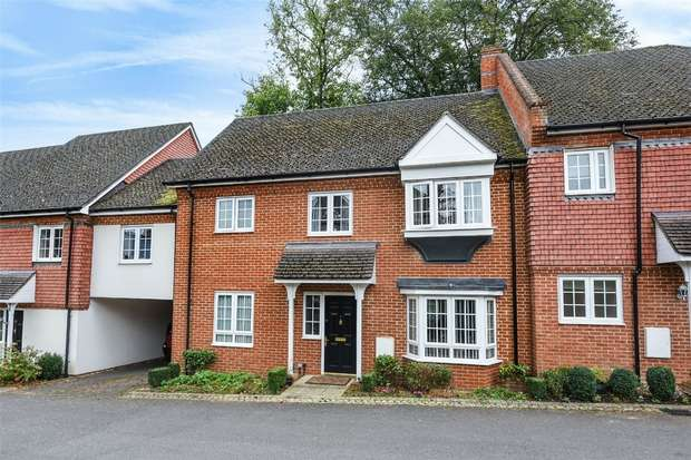 2 Bedrooms Terraced House for sale in Harding Place, WOKINGHAM, Berkshire