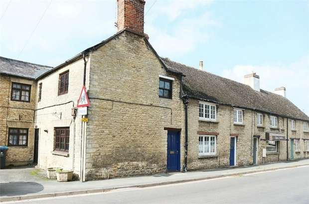 2 Bedrooms Terraced House for sale in Mill Street, Eynsham, Witney, Oxfordshire