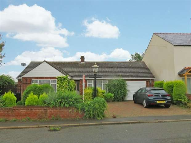 3 Bedrooms Detached Bungalow for sale in High Street, Scampton, Lincoln