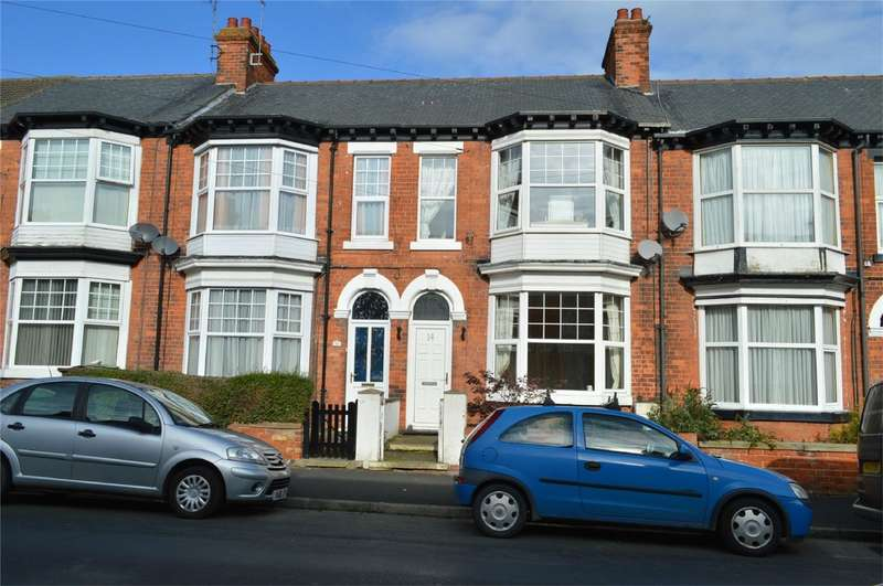 3 Bedrooms Terraced House for sale in 14 Clifford Street, Hornsea, East Riding of Yorkshire