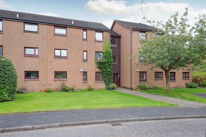2 Bedrooms Flat for sale in Fortingall Place, Glasgow, G12 0LT