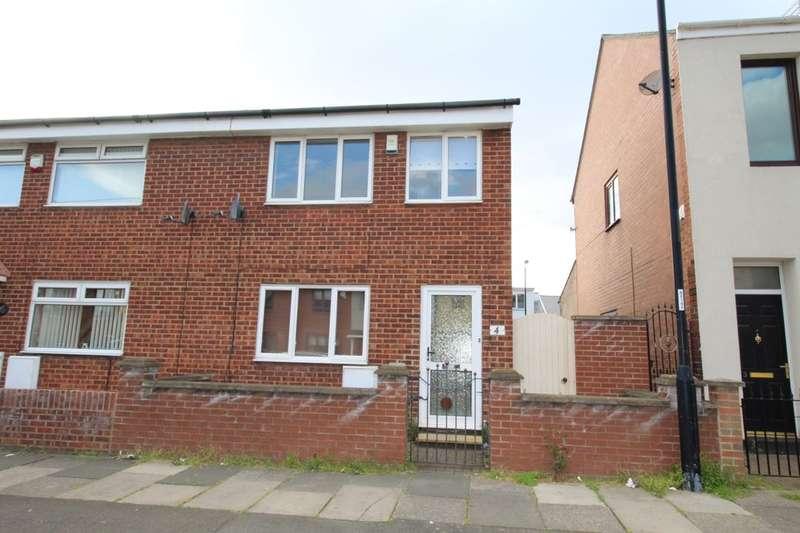 3 Bedrooms Property for sale in Oswald Terrace West, Castletown, Sunderland, SR5