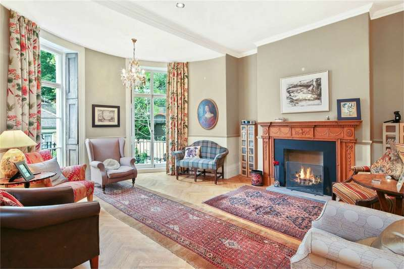 8 Bedrooms End Of Terrace House for sale in Addison Bridge Place, London