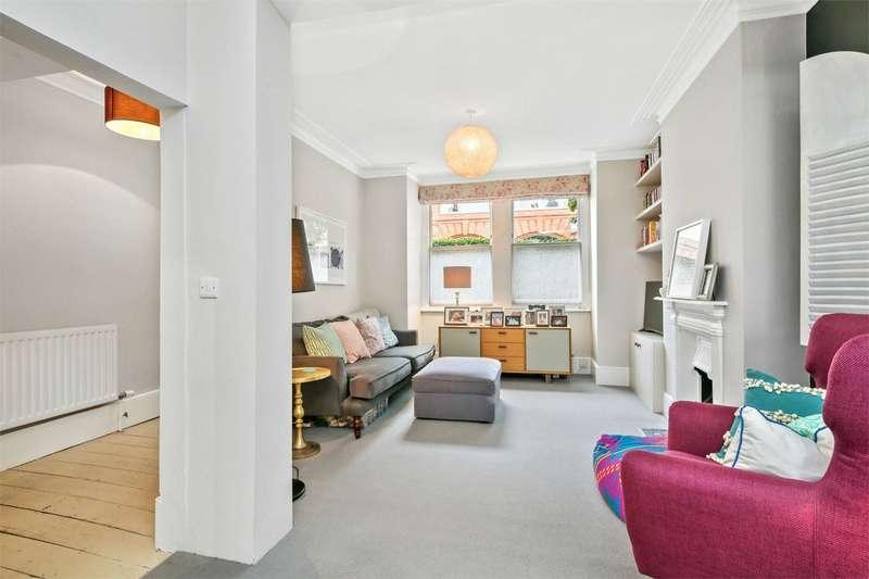 3 Bedrooms Terraced House for sale in Jeddo Road, Shepherds Bush, London