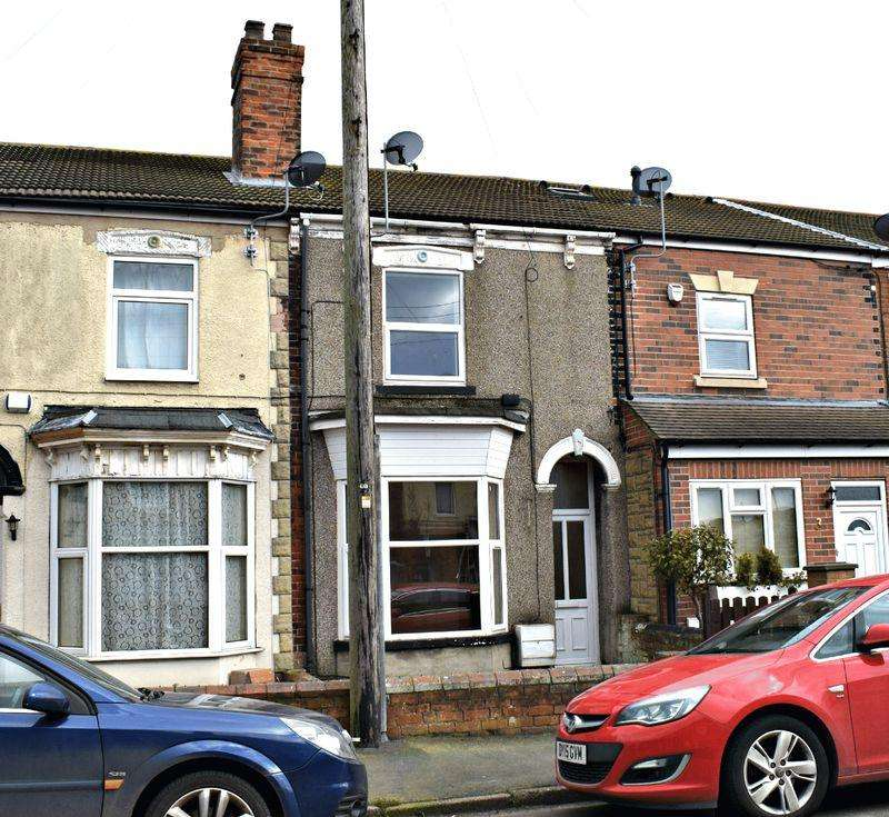 3 Bedrooms Terraced House for sale in Regent Terrace, Barrow-Upon-Humber