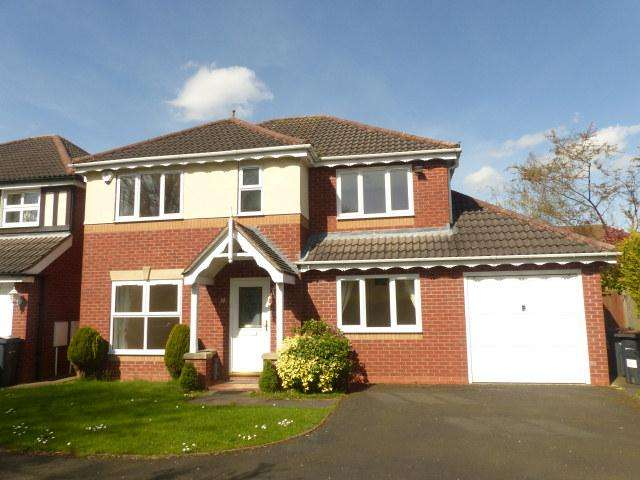 4 Bedrooms Detached House for sale in Bishops Meadow,Four Oaks,Sutton Coldfield