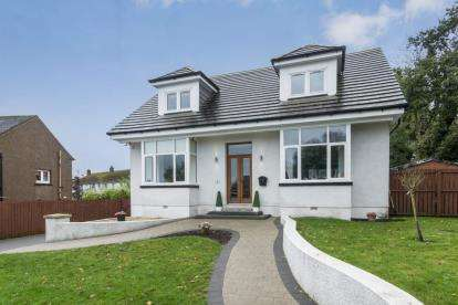 4 Bedrooms Bungalow for sale in Kirktonfield Road, Neilston