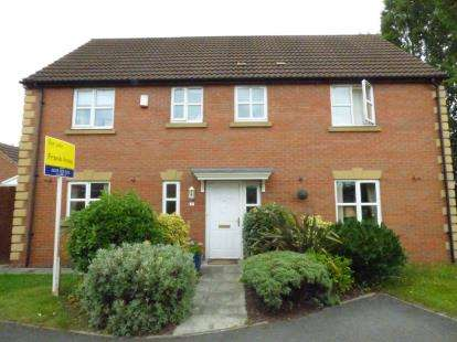 5 Bedrooms Detached House for sale in Catt Close, Chilwell, Beeston, Nottingham