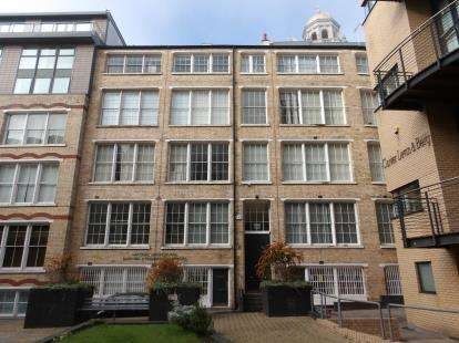 1 Bedroom Flat for sale in Temple Lane, Liverpool, Merseyside, L2