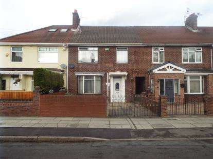 3 Bedrooms Terraced House for sale in The Beechwalk, Liverpool, Merseyside, England, L14