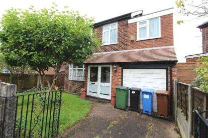 4 Bedrooms Detached House for sale in Pendlebury Road, Gatley, Cheadle, Greater Manchester