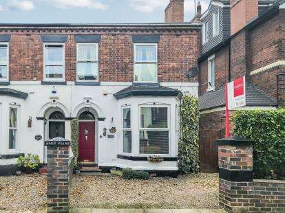 4 Bedrooms Semi Detached House for sale in Newton Street, Stoke-On-Trent, Staffordshire, Staffs