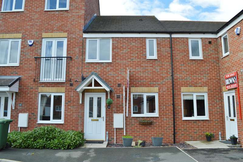 2 Bedrooms Terraced House for sale in Pipistrelle Court, Stockton-on-Tees, TS21 3LX