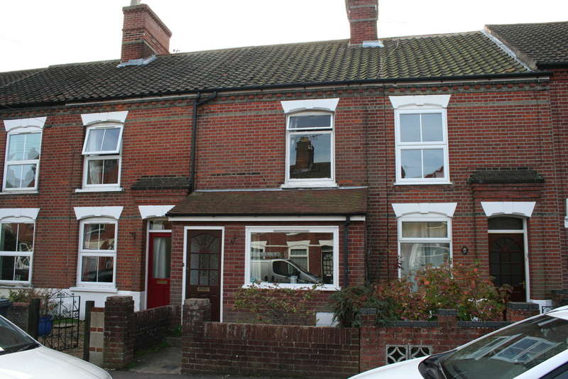 3 Bedrooms Terraced House for sale in MELROSE ROAD NORWICH