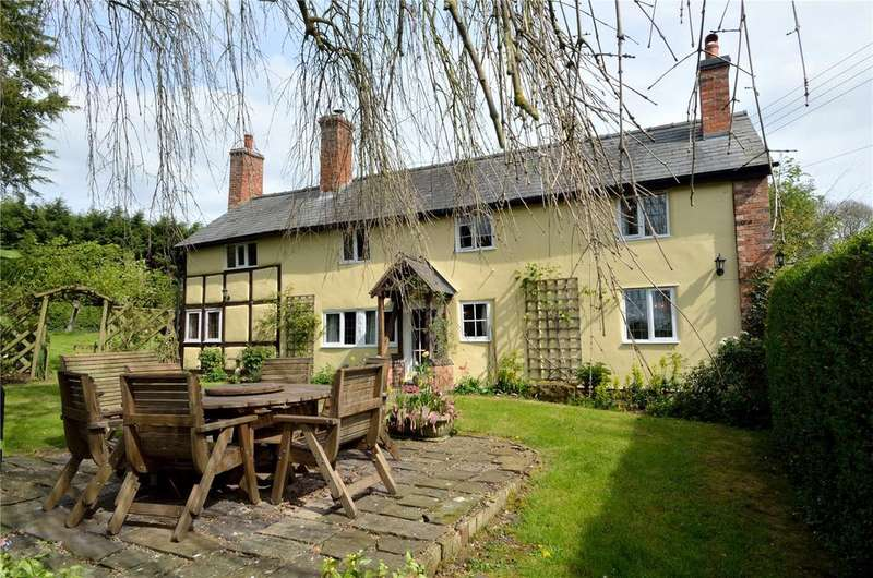 4 Bedrooms Detached House for sale in Abberton, Worcestershire