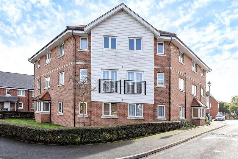 2 Bedrooms Apartment Flat for sale in Wharf Way, Hunton Bridge, Kings Langley, Hertfordshire, WD4