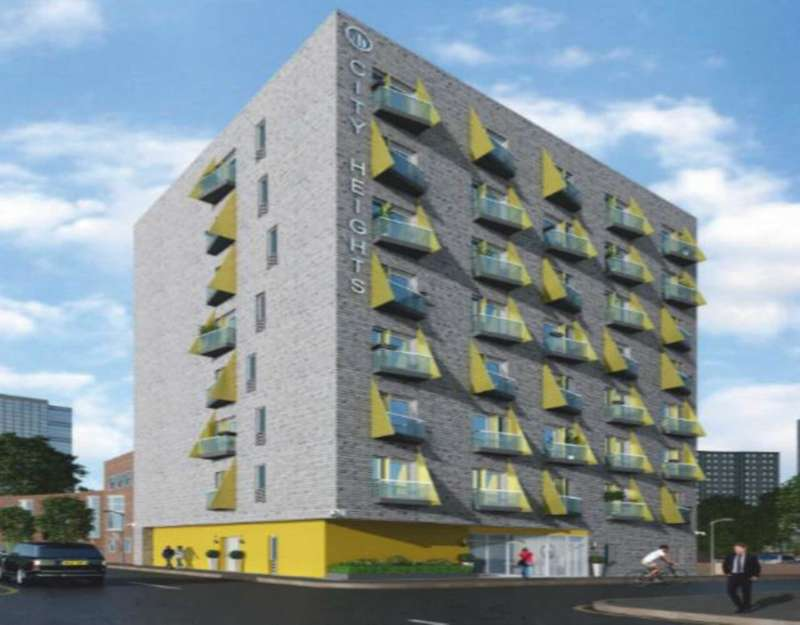 1 Bedroom Apartment Flat for sale in Conduit Street, Reference: 96528, Leicester