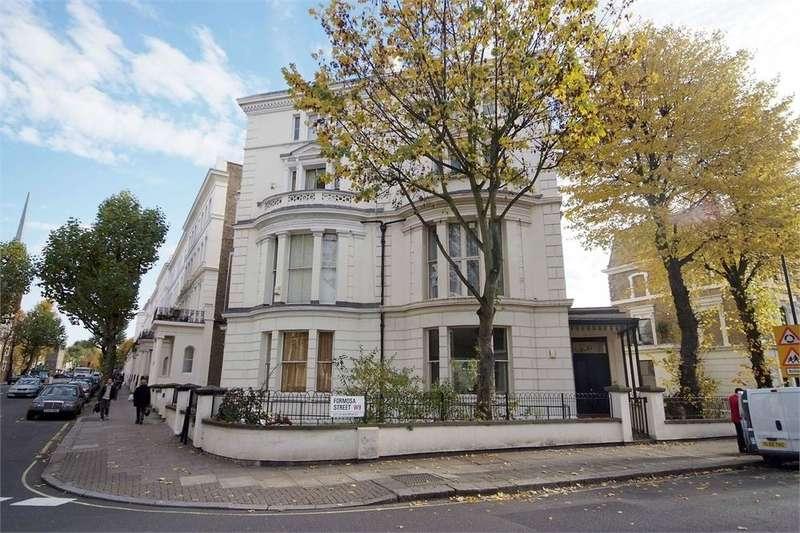 3 Bedrooms Flat for sale in WARWICK AVENUE, LITTLE VENICE, LONDON