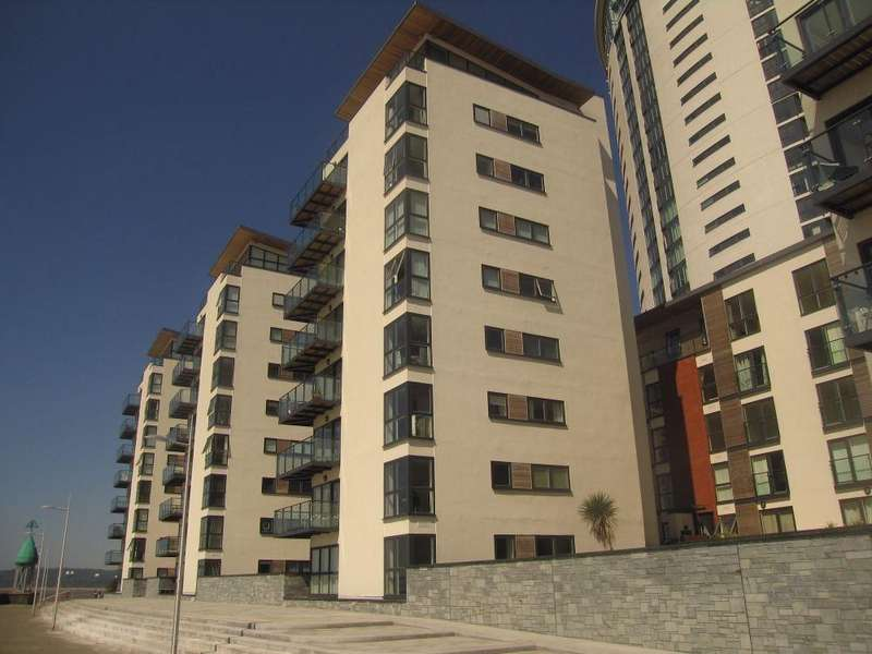 2 Bedrooms Flat for sale in Meridian Bay, Maritime Quarter, SWANSEA