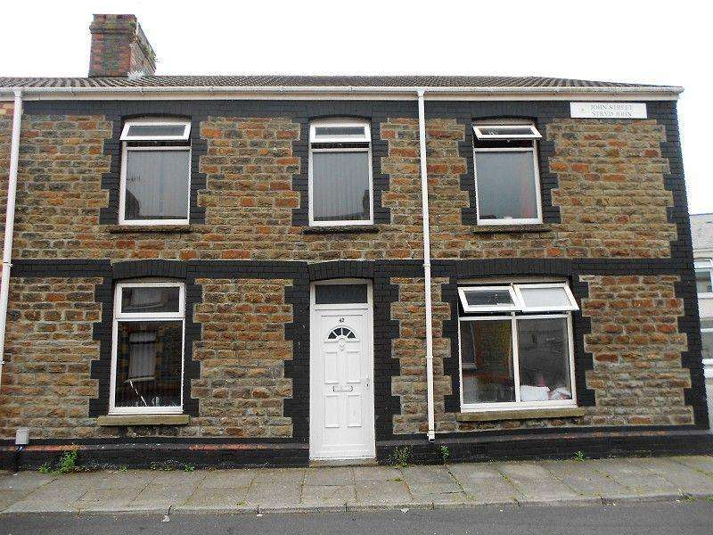 4 Bedrooms End Of Terrace House for sale in John Street, Aberavon, Port Talbot, Neath Port Talbot.