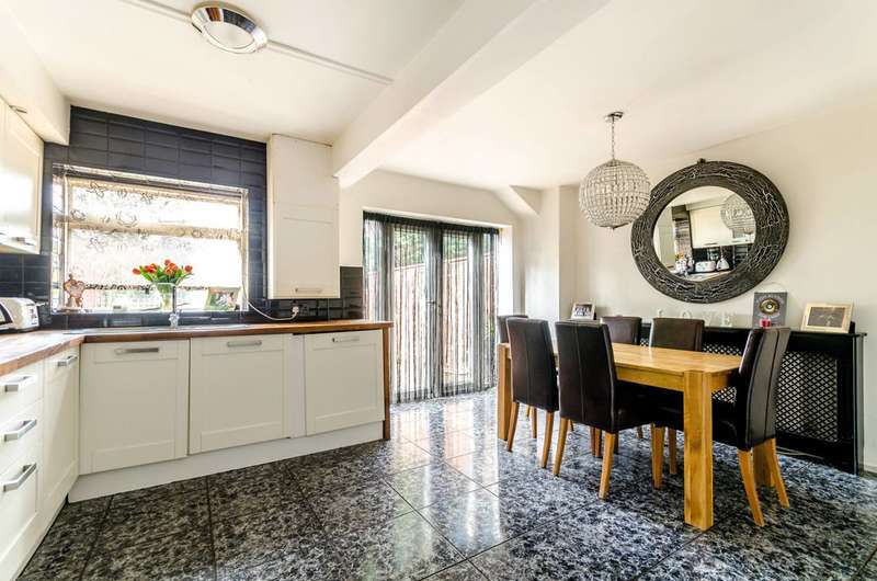 5 Bedrooms House for sale in Belgravia Gardens, Bromley, BR1