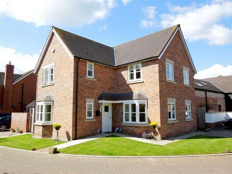 4 Bedrooms Detached House for sale in 30, Bassa Road, Baschurch, SY4