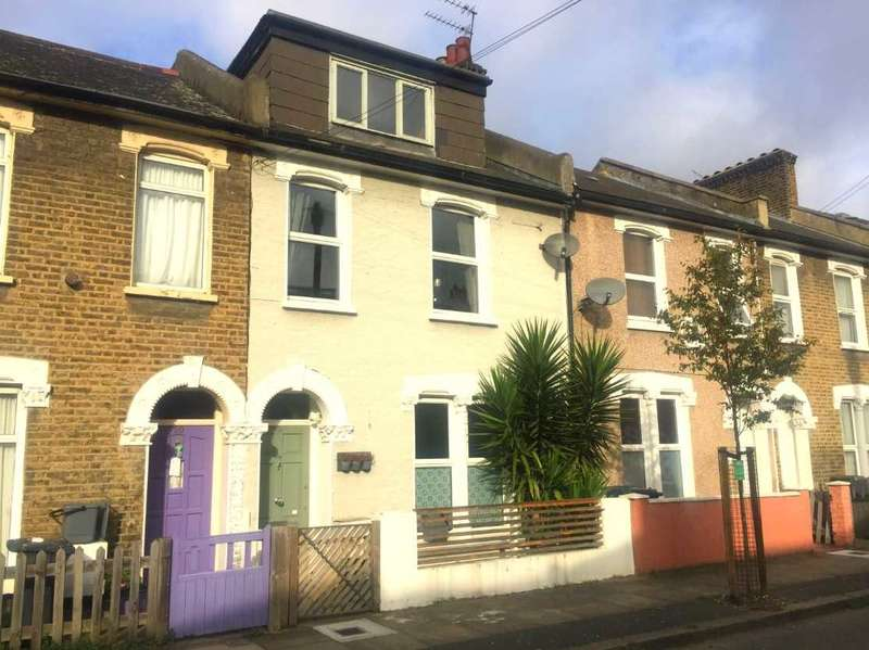 3 Bedrooms Terraced House for sale in Kneller Road, Brockley