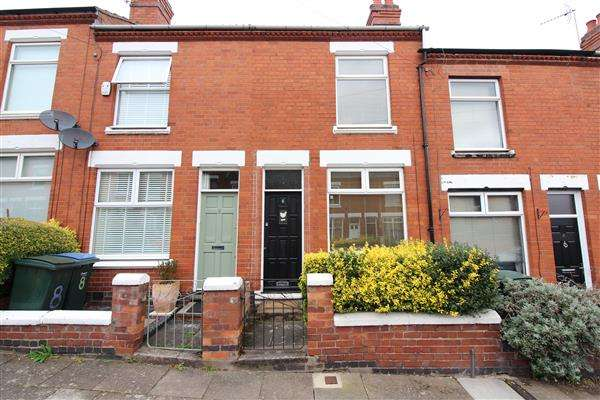 2 Bedrooms Terraced House for sale in Kirby Road, Earlsdon, Coventry